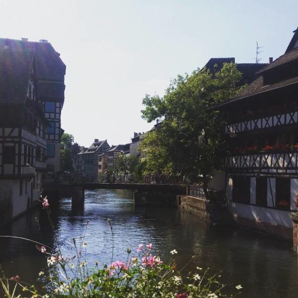 Das wunderschöne La Petite France ☺. #Strasbourg #alsace #atoutfrance #elsass #frankreich #lapetitefrance