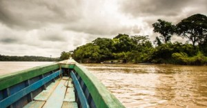 Bootsgrenze Mexiko / Guatamala