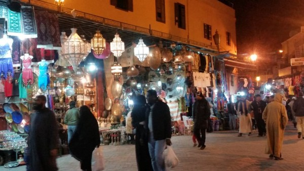 Marokko_Marrakesch_Souks