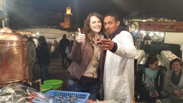 Marokko_Marrakesch_Median_Djeema el Fna