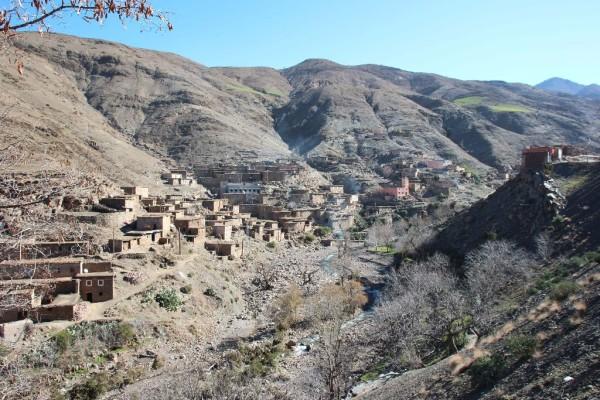 © Jaro Pustul: Berber Dorf