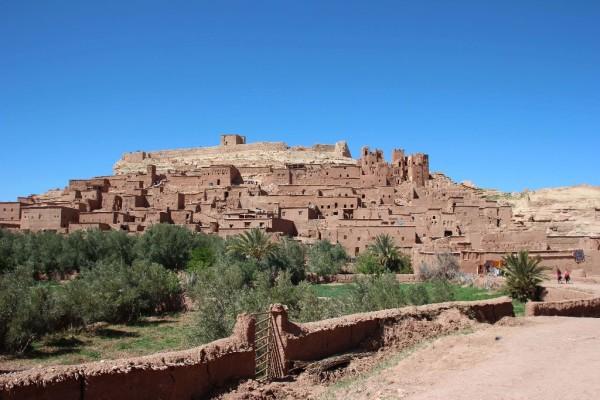 © Jaro Pustul: Aït Ben Haddou in Marokko