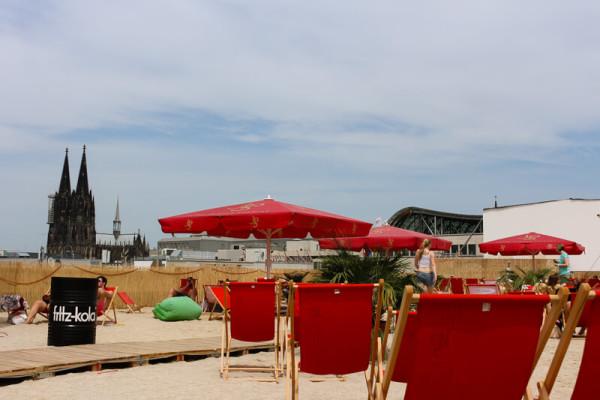 Beachbar Köln