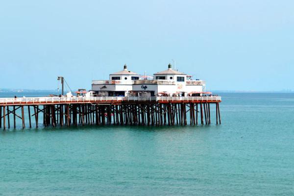 Franzi malibu-beach-pier