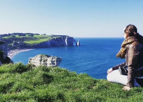 Alabasterküste Normandie