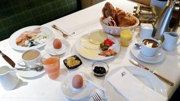 Arabella Alpenhotel am Spitzingsee Frühstück