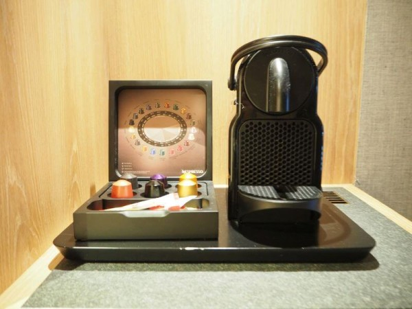 Arabella Alpenhotel am Spitzingsee Nespresso Maschine