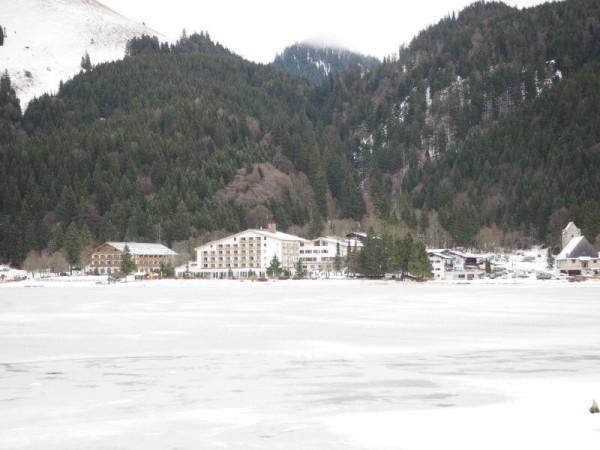 Arabella Alpenhotel am Spitzingsee Panorama
