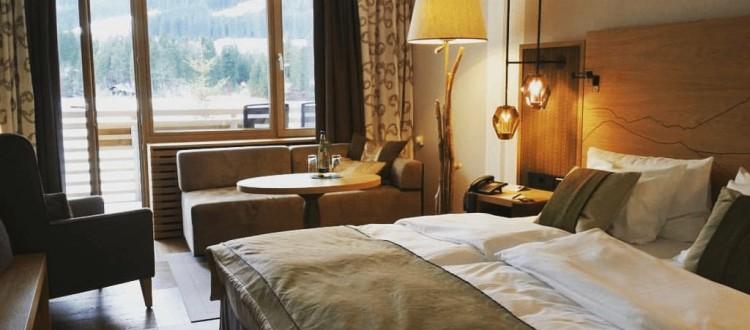 DZ Seeseite Arabella Alpenhotel am Spitzingsee