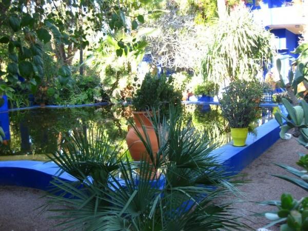 Marokko_Marrakesch_Der Jardin Majorelle