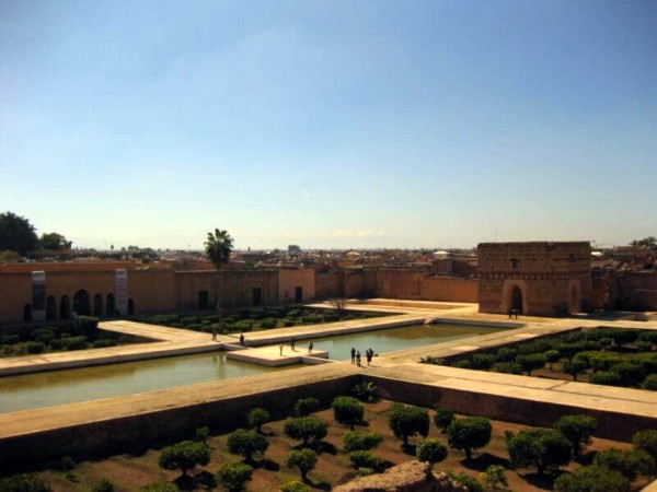 Marokko_Marrakesch_Bahia Palast
