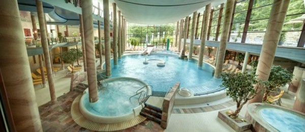Carolus Thermen in Aachen
