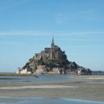 Naturspektakel in der Normandie: Mont-Saint-Michel wird wieder zur Insel