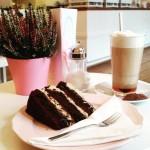 Das Café Sweet Time in Düsseldorf