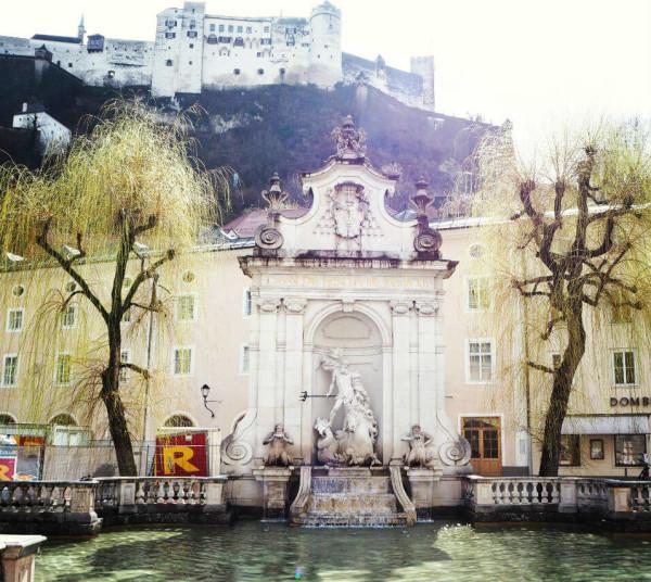 Sehenswürdigkeiten in Salzburg_Festung Hohensalzburg