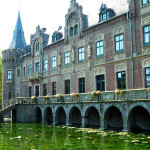 Romantik und Idylle pur: Das malerische Schloss Paffendorf bei Köln
