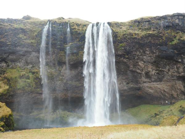 Island Seljandsfoss
