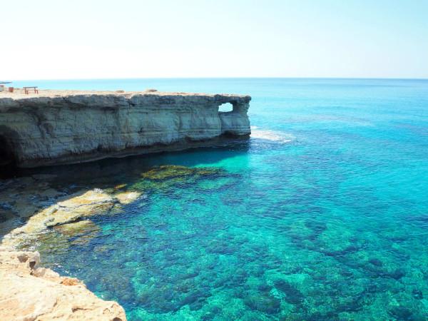 Die Blaue Lagune Greco Bay