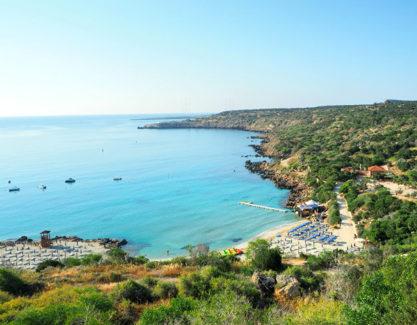 Grecian Park Hotel Konnos Bucht