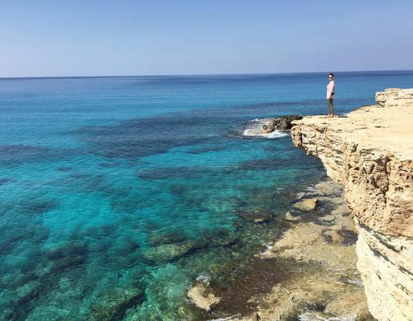 Pilatia Sea Caves