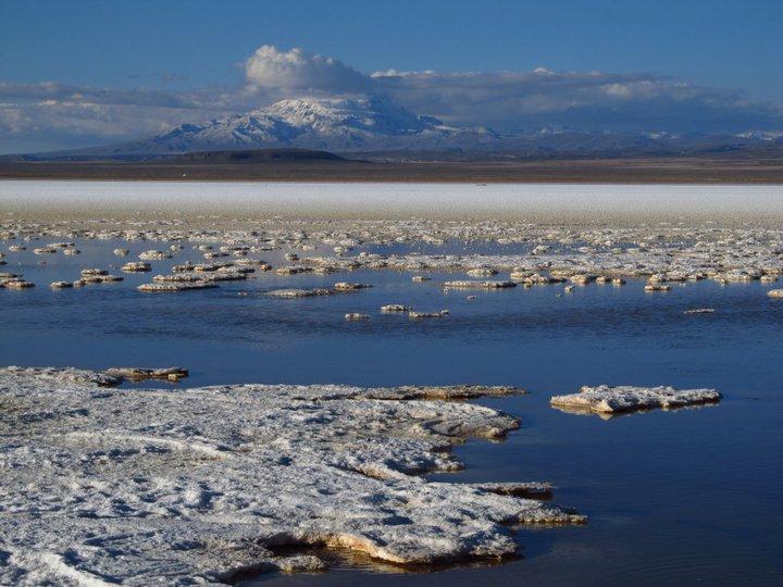 Salar de Uyuni - die weltweit, größte Salzwüste