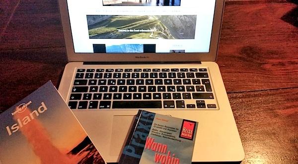 Blogparade Reiseführer