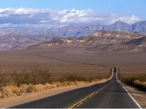 Death Valley - Roadtrip durch die USA