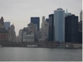 Staten Island Blick auf Manhatten