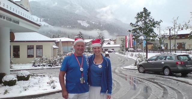 ROBINSON Club Amadé: Anna mit Horst, 74 Jahre alter Robin
