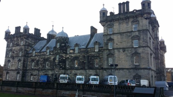 George Heriot Schule in Edinburgh