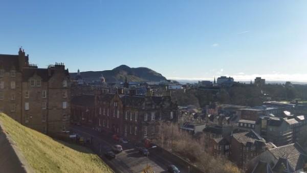 Impressionen Edinburgh