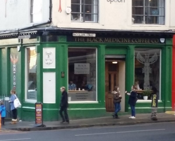 Spoon Café Edinburgh
