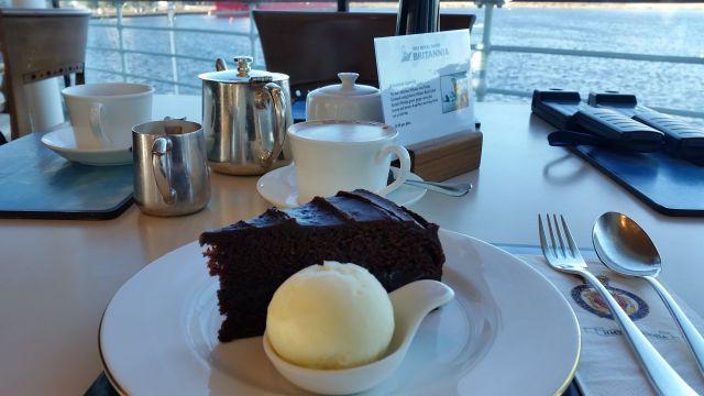 Tea Room Britannia