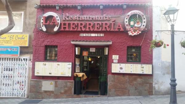 Restaurante La Herreria auf Teneriffa
