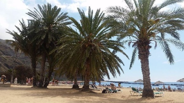 Playa Teresitas