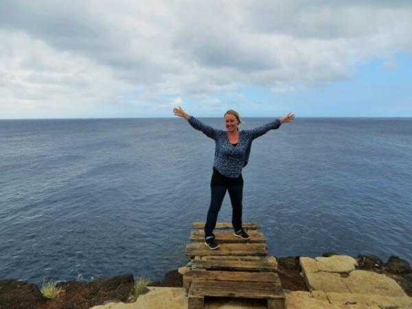 Unterwegs auf Hawaii - Nebst dem Arbeiten bleibt auch Zeit, die Insel zu erkunden_klein