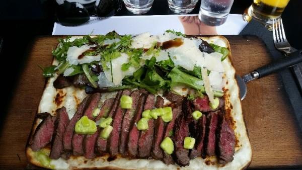 Flamme & Co Rib Eye Steak Straßburg