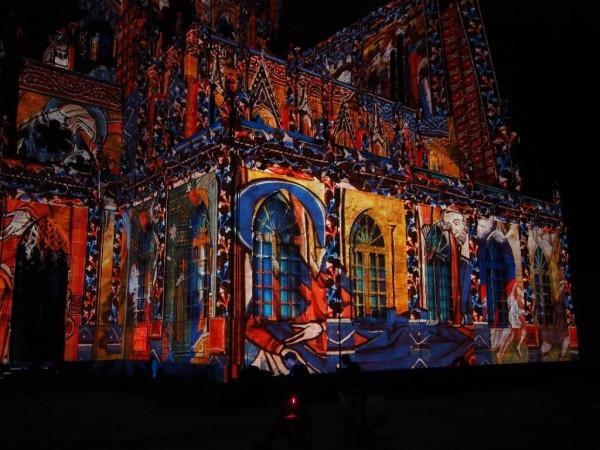 Illumination Straßburger Münster_7
