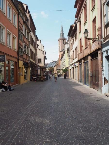 Straßburg Impressionen Petite France 2