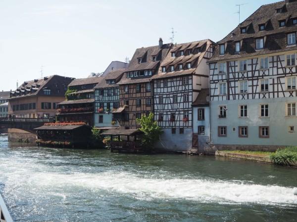 Straßburg Impressionen Petite France