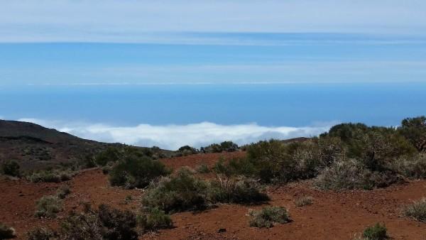 Über den Wolken im Pico del Teide Nationalpark