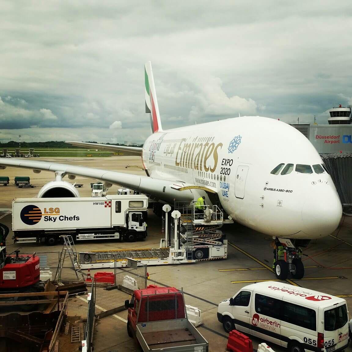 Ein Traumjob? Als Flugbegleiterin um die Welt!