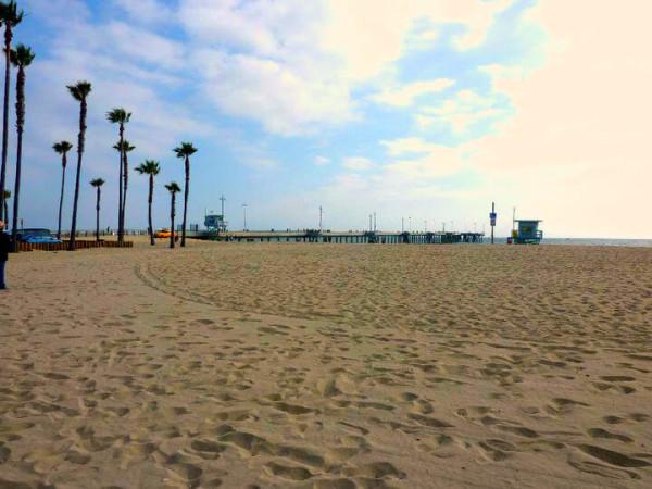 Reiseaufnahmen Venice-Beach