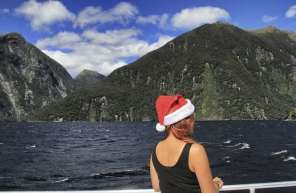 Weihnachten Neuseeland globusliebe