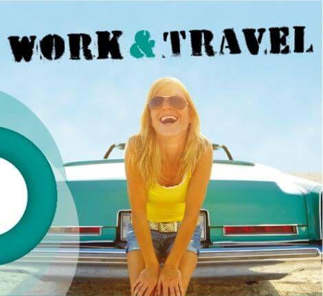 Arbeiten im Ausland - Work and Travel