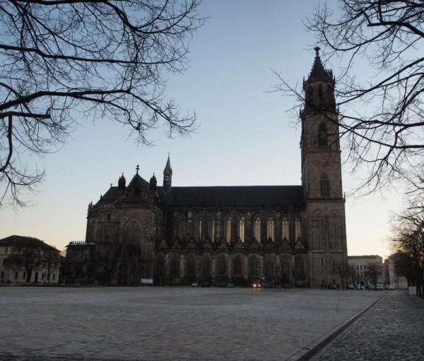 Magdeburger Dom in Magdeburg