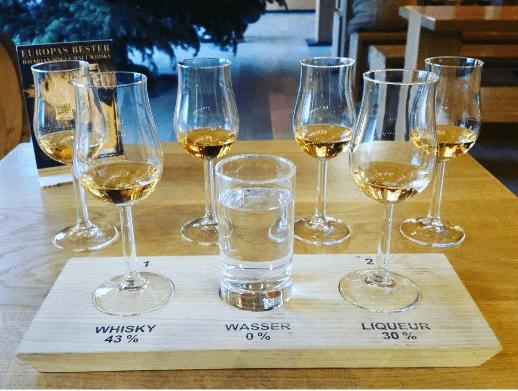 Spitzingsee Slyrs Destillerie