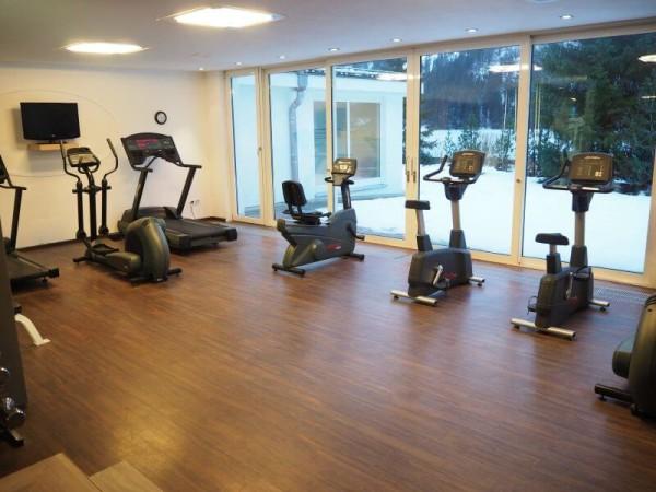 Arabella Alpenhotel am Spitzingsee Fitnessstudio