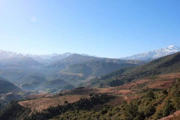 Marokko_Atlas Gebirge