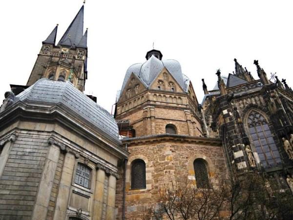 Aachen_Aachener Dom